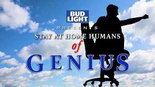 Bud Light - Creative Recipe Sharer Stay at Home Humans of Genius 60s