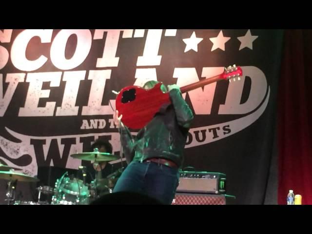 Joey Castillo Tommy Black Weiland Nick Maybury  11-21-15 Meatplow