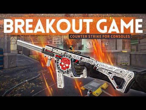 Warface: Breakout Gameplay & First Impressions - Counter Strike For Console!