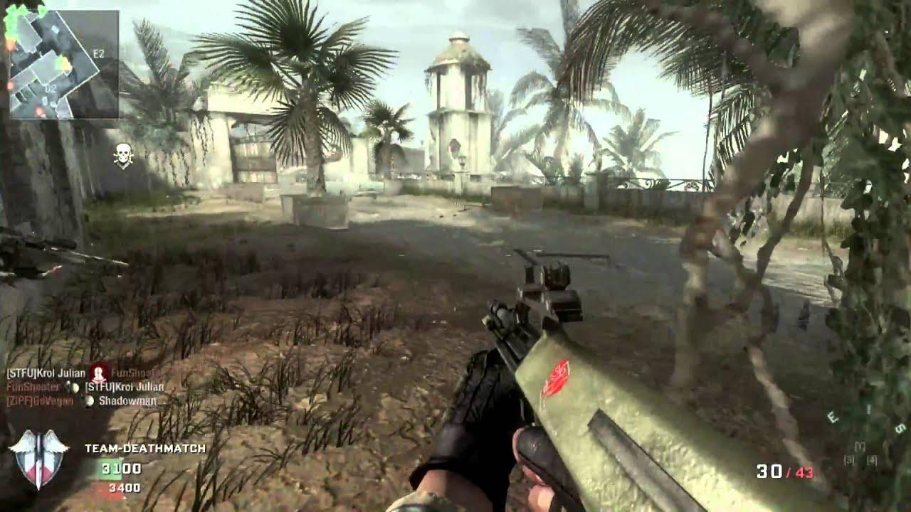 Call Of Duty Black Ops  Villa