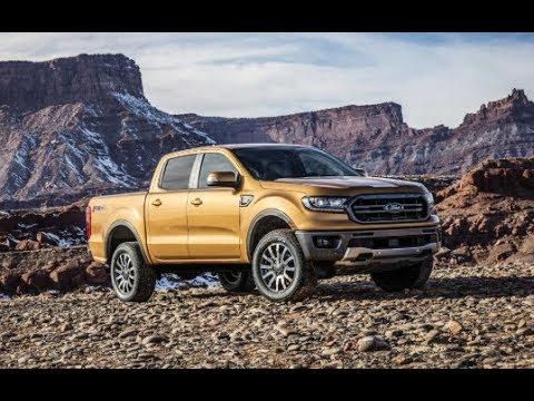 New 2019-2020 Ford Ranger EcoSport Top Concept
