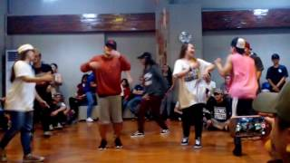 Finesse Bruno Mars Rock*well First Choreo class 2017