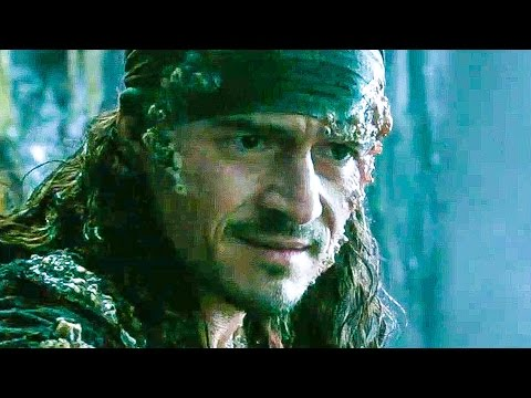 PIRATES OF THE CARIBBEAN 5 'Will Turner' TV Spot Trailer (2017) Dead Men Tell No Tales