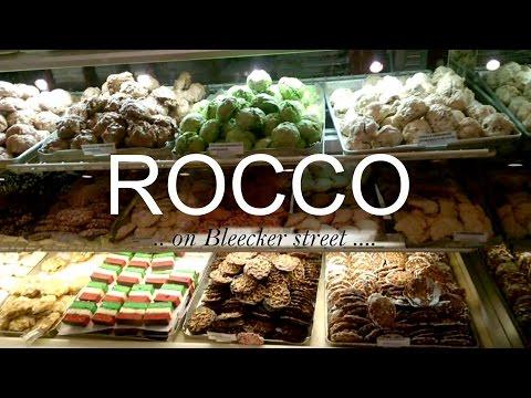 Rocco's Pasticceria - Italian pastry, dessert on Bleecker street, Greenwich Village, NYC