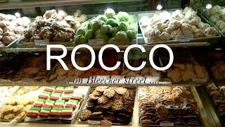 Rocco's Pasticceria - Italian pastry, dessert on Bleecker street, Greenwich Village, NYC