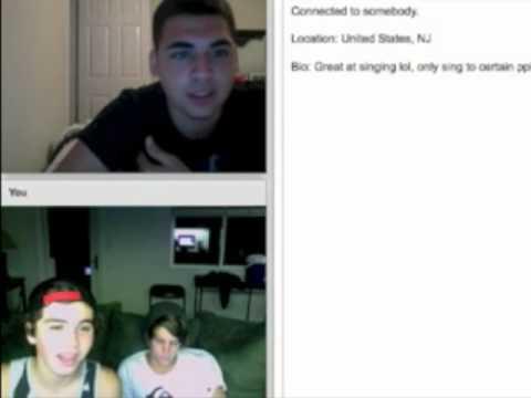 Gays flirting