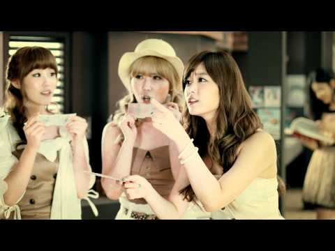 SECRET (시크릿) 2nd single 별빛달빛 M/V