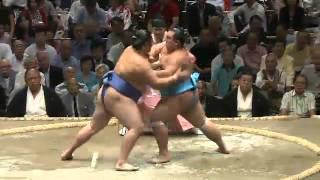 平成25年秋場所6日目 シッ! シッ! シッ! フォウ!!!!!!!!! sumo 大相撲.