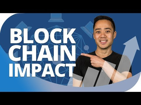 How is blockchain impacting marketing for 2018 & beyond?