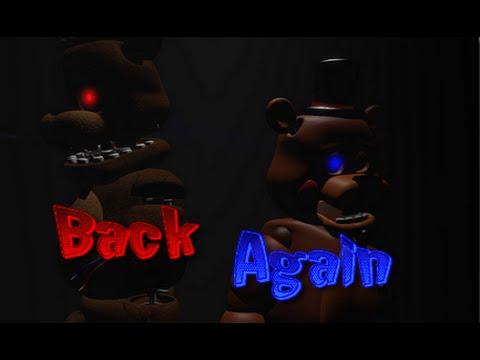 (SFM FNaF) Back Again song by Groundbreaking
