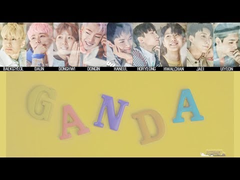 GreatGuys - GANDA(간다) MV + Lyrics Color Coded HanRomEng