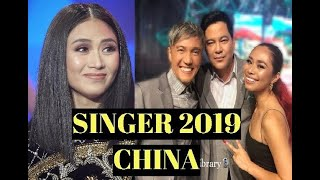 Sarah Geronimo to join Singer 2019 China with Jessica Sanchez and Arnel Pineda