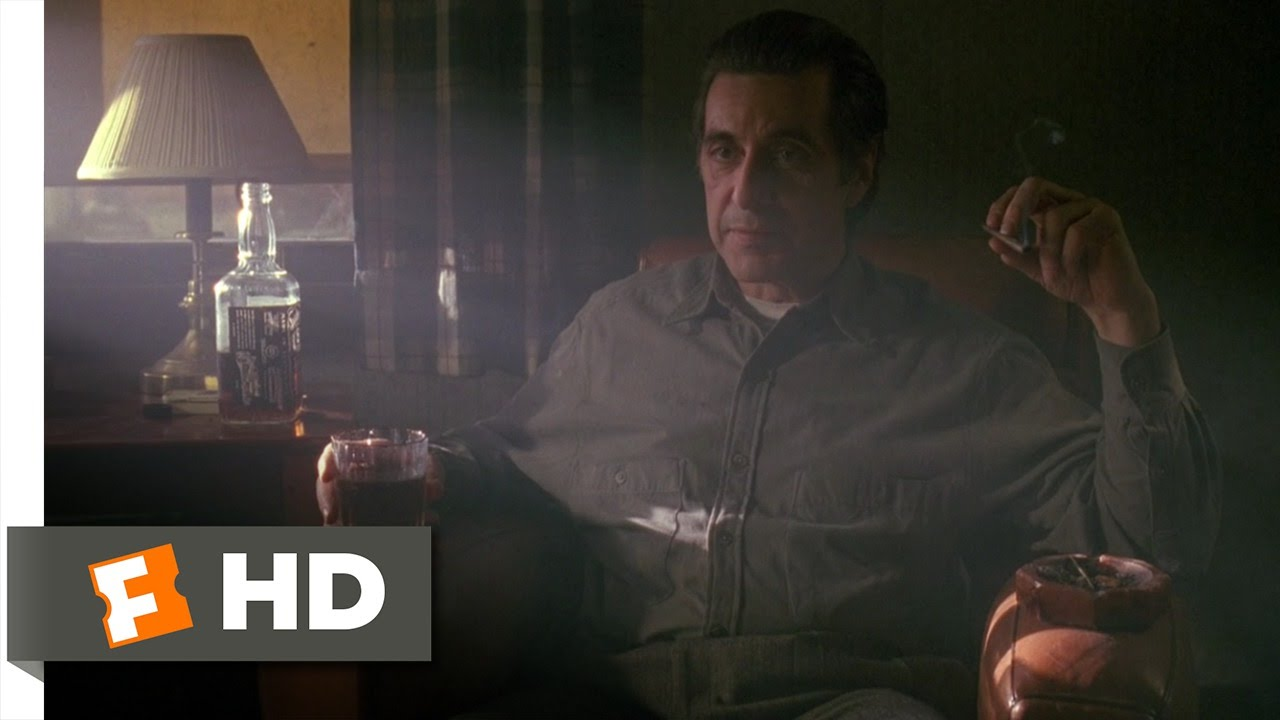 Scent Of A Woman 18 Movie Clip Charlie Meets Frank 1992 Hd