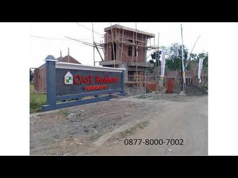 Perumahan Syariah Oase Residence Purwokerto, 087780007002 (WA) Kredit Rumah Tanpa Bank Bebas Riba.