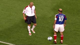 16 Magic Plays Zidane Did with France