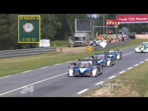 2009 24 hours of Le Mans Last Lap