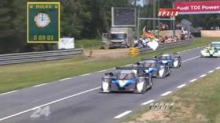 2009 24 hours of Le Mans Last Lap