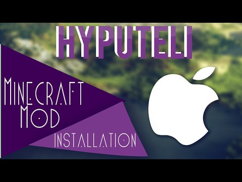 [WORKING] How To Install Minecraft Mods on Mac +1.8 EASY