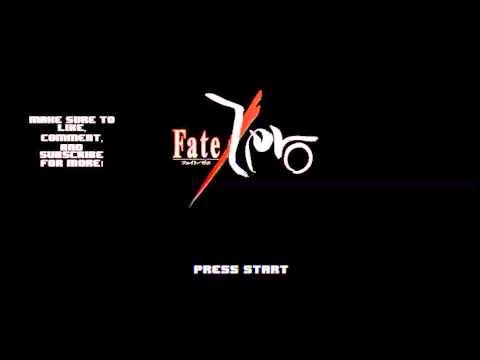 Fate Zero Opening 2 - To the Beginning 8-bit NES Remix