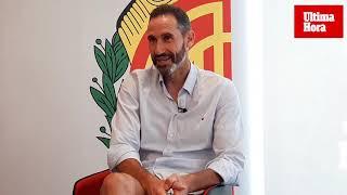 Entrevista a Vicente Moreno