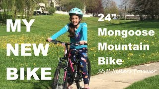 """24"""" Mongoose Excursion Mountain Bike Review - How to choose the best bike at Walmart?"""