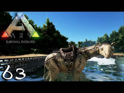 Ark : Survival Evolved 63 - Le Paraceratherium - royleviking [FR HD PC]