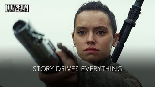 Lucasfilm: Story Drives Everything