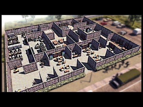 INTENSE INDOOR SCENARIO! Devastating Bank Raid - Red Rising Mod Gameplay