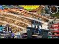【アプデによるミノフスキークラフト超速移動!!!!!】Ξガンダム【少将 ★15】【EXVSMBON】