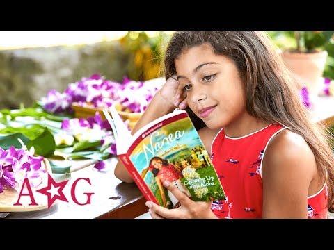 Creating Nanea | American Girl