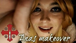 ***ASMR*** Anastasia's Makeover - 2nd Vampire Date #1 ♥