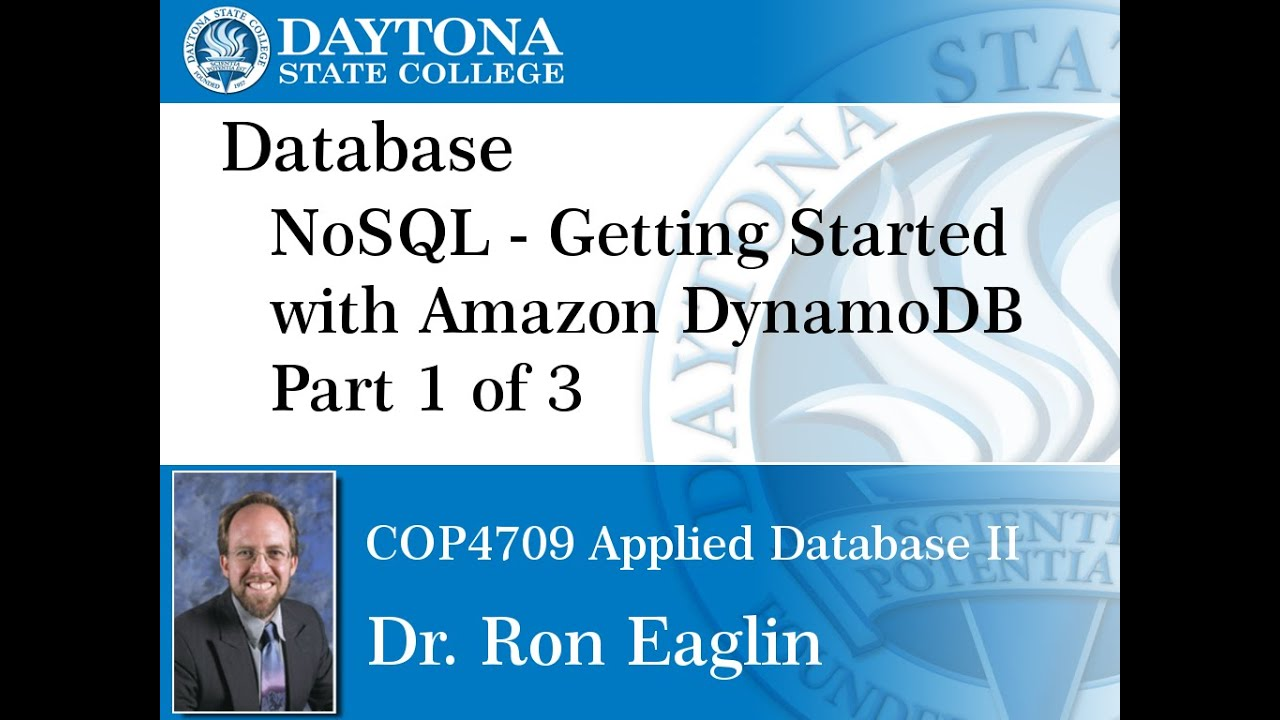 Getting Started with DynamoDB - Part 1 - DZone Database
