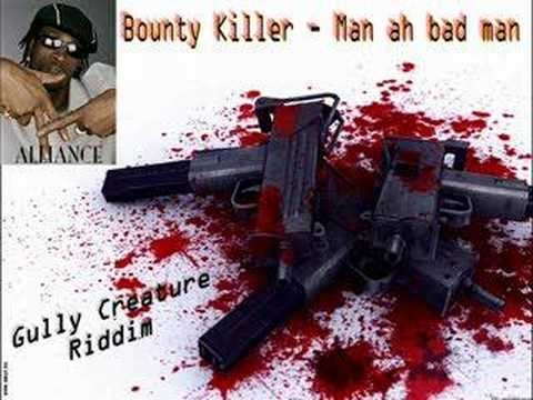 Bounty Killer - Man ah bad man: Nuh friend fish