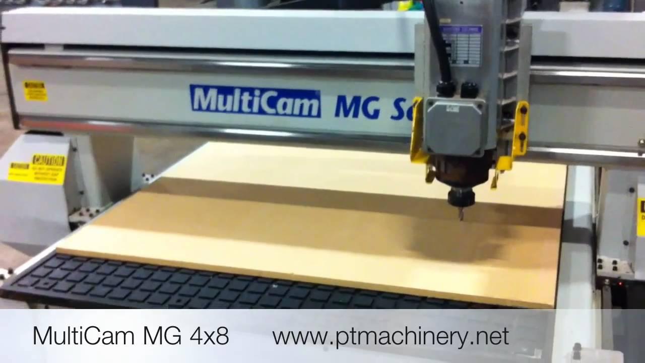 multicam mg series manual