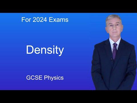 GCSE Physics (9-1) Density
