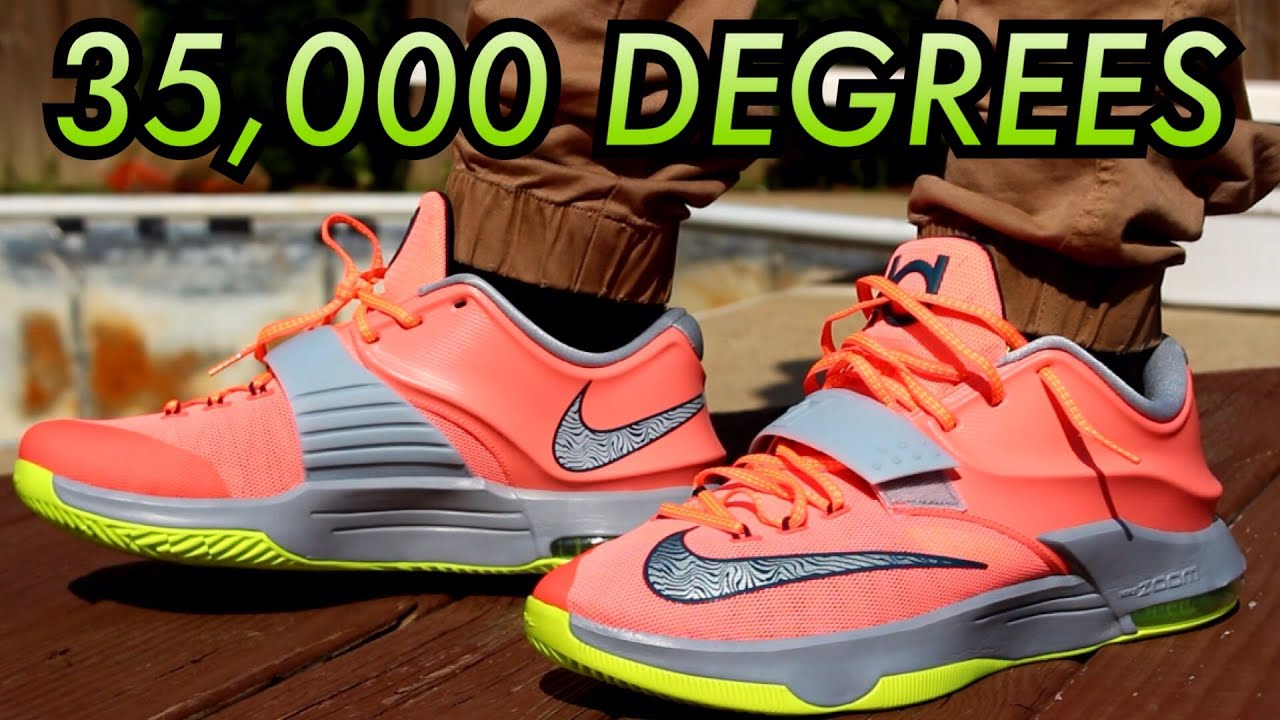 Kd 7 35k Degrees On Feet matt jules - Google