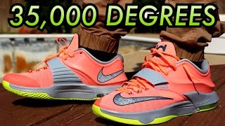 35 000 degrees kd7 w on feet review