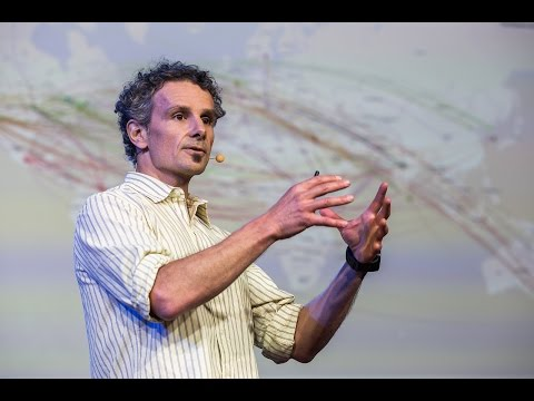 The ecological structure of collaboration | Eric Berlow - YouTube
