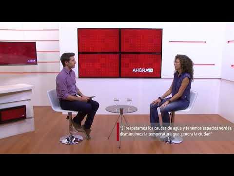 AHORA TV | Entrevista a Paula Armándola