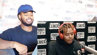 YBN CORDAE FREESTYLE L.A LEAKERS | Reaction
