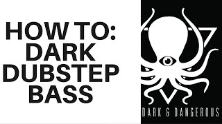 How To Make A DARK DUBSTEP BASS Using Ableton Live's Operator (FM Dubstep Bass Tutorial)