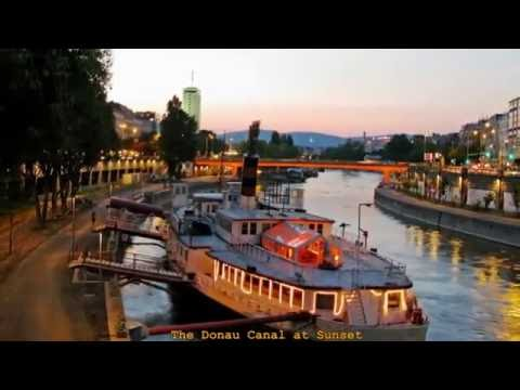 #Romantic Night in Vienna #Austria in Only 5 Minutes HD