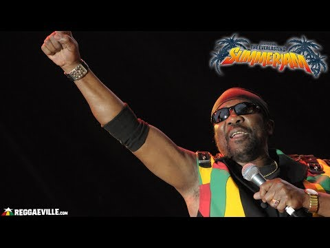 Toots & The Maytals in Cologne, Germany @SummerJam 2017