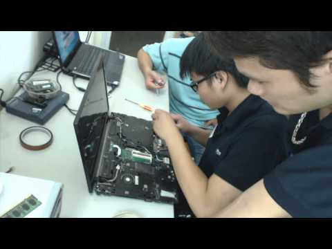 Vệ Sinh Laptop TOSHIBA M300 from YouTube · Duration:  12 minutes 56 seconds