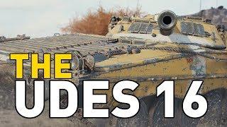 World of Tanks || the UDES 16