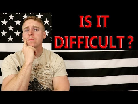 Is Army BCT ACTUALLY Difficult???
