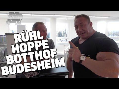 Verletzungen, Vorbereitung und Zukunft: Hoppe, Botthoff, Budesheim & Rühl im Gespräch