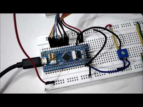 How to use SPI Communication in STM32 Microcontroller (STM32F103C8)