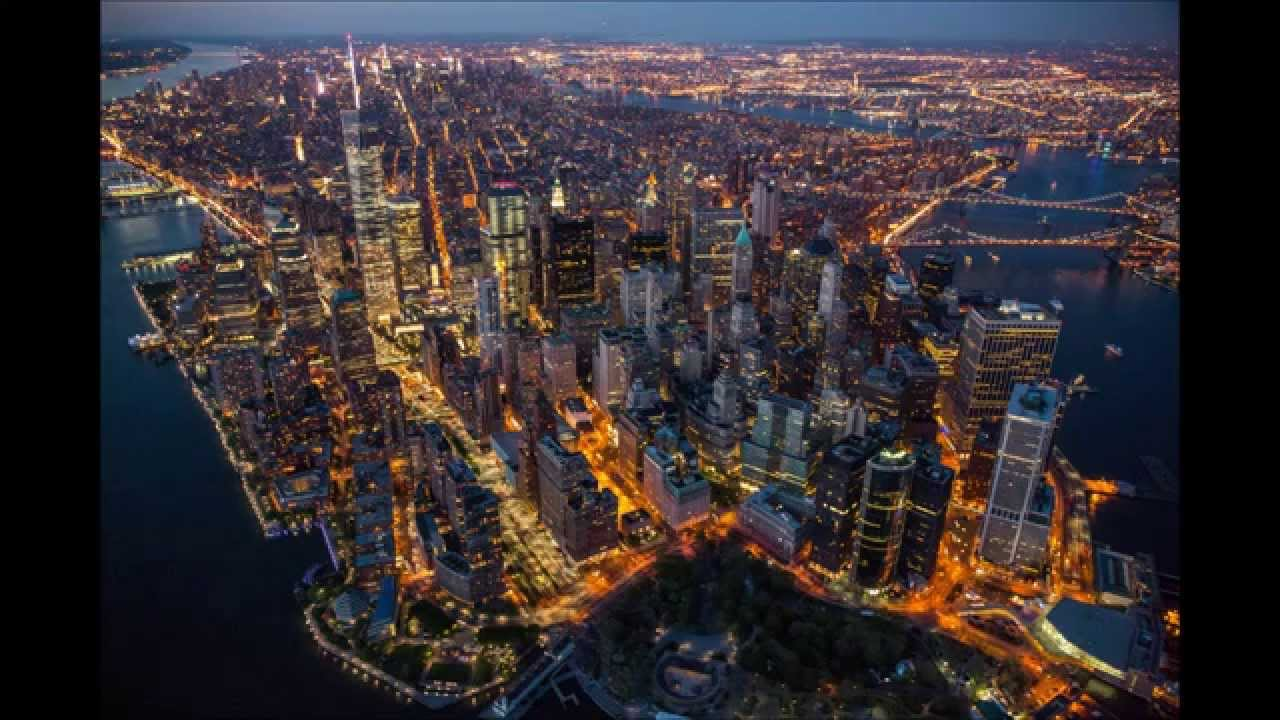 New York by Air