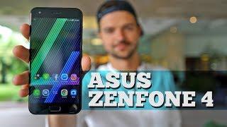 видео ASUS ZenFone 4 Selfie Pro: характеристики и особенности смартфона с очень крутой селфи-камерой